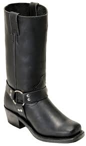 womens motorcycle riding boots boulet ladies motorcycle boots leather dogger everest black 2064