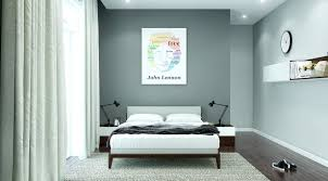 cool gray paint colors 25 cool paint colors make your room seem trendy interior