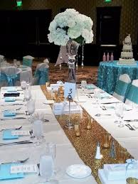 Gold Table Setting by Your Event Concierge Wedding Event Planners In Colorado