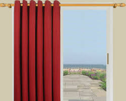 unusual design patio door blackout curtains appealing decor with