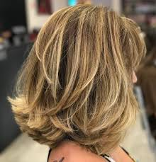 can you have a feathered cut for thick curly hair 80 sensational medium length haircuts for thick hair in 2018