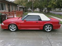 1990 mustang gt convertible value 1990 ford mustang gt convertible 5 0 this is what i currently
