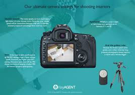 camera settings for interior real estate photography