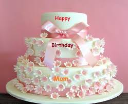 birthday cake wishes images for mom best wishes