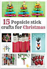 15 easy popsicle stick crafts for artsy craftsy