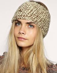 knitted headbands 106 best crochet knit headbands images on knitted