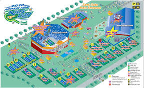 map us open grounds map arthur ashe day facts and tips for the