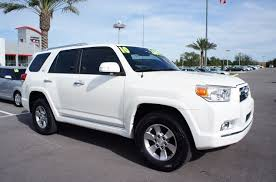 toyota suv used certified used cars in orlando are dependable choices