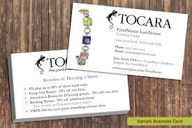 marketing materials for tocara business owners graphic design