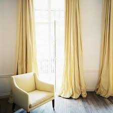 Drapes Living Room Yellow Curtains Design Ideas