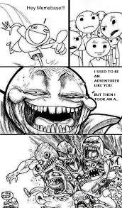 Meme Base - skyrim arrow to the knee meme base troll by synchro2323 on deviantart