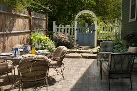 patio and courtyard garden design terrascapes