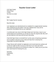 cover letters teachers 28 images elementary cover