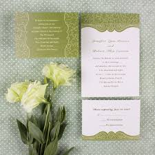 green wedding invitations discount country green swirl summer wedding invitation card ewi075