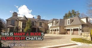 see inside mary j blige u0027s 8 88 million chateau