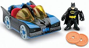 imaginext batmobile with lights fisher price imaginext dc super friends batmobile with lights