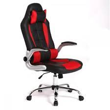 high back racing car style bucket seat office desk chair gaming ebay