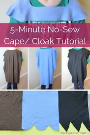 the 25 best no sew cape ideas on pinterest no capes superhero