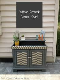 guest post east coast creative rocks an old stereo cabinet makely