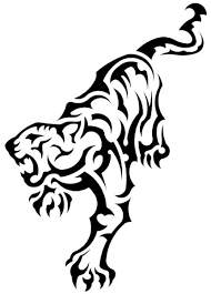 28 best tiger tribal tattoos images on pinterest tigers