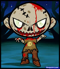 zombie halloween drawings u2013 halloween wizard