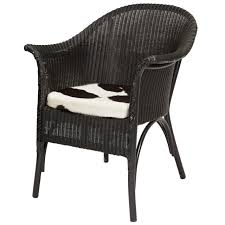 lloyd looom style chair with cowhide cushion