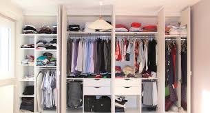 faire un dressing dans une chambre aménager un dressing dans une chambre la maison des travaux