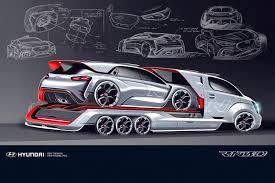 race ya hyundai rn30 concept takes new n performance brand to