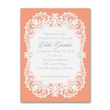 cheap wedding shower invitations inexpensive shower invitations for bridal party