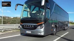setra topclass s 516 hdh test youtube