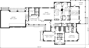 floor plans southern living style country farmhouse for comfort living hq plans