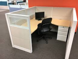 teknion leverage 6x6 8x8 cubicles 3 years