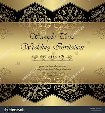 vintage royal background lace luxury ornaments stock vector