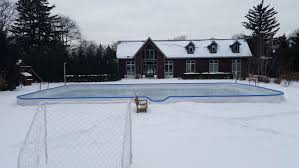 Backyard Rink Ideas Beautiful Building A Backyard Rink 2 Backyard Rink With