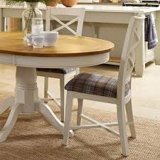round dining table and chairs buy oak dining table furniture rustic painted wood tables chairs