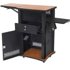 multimedia cart with locking cabinet av cart av stands audio visual carts audio video carts