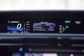lexus rx400h fuel economy 2016 toyota mirai review long term update 4