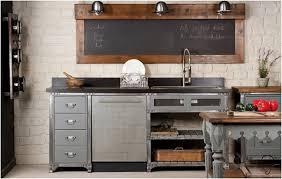 meuble de cuisines cuisine au style industriel les 8 détails qui changent tout