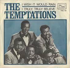 temptations christmas album i wish it would