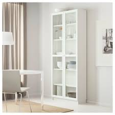 Ikea Billy Bookcase Shoes Billy Oxberg Bookcase White 80x202x30 Cm Ikea
