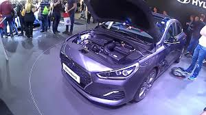 hyundai i30 fastback youtube