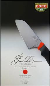 essential kitchen knives esee ethan becker signature cooking knives series 1 set