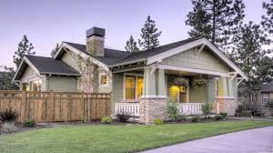 Single Family House Plans by Northwest Style Craftsman House Plan Single Story Single Family