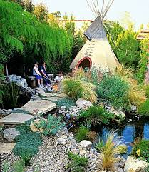 Garden Design Ideas For Children How To Create The Family Garden Daily Mail