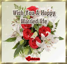 happy marriage wishes wishing deeps on special day for a happy married