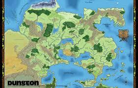 D D World Map Maker by 11 Best Dungeons U0026 Dragons Campaign Settings Geek Com