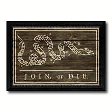 Us Colonial Flag Us Join Or Die Snake Colonial Revolutionary War Military Textured