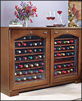 Wine Cabinet Furniture Refrigerator Wine Refrigerators Wine Cellars U0026 Accessories Chilled To Perfection