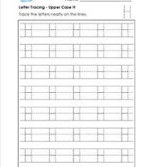 printing practice handwriting worksheets a wellspring