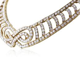 collar diamond necklace images 39 carat mauboussin diamond collar necklace jpg